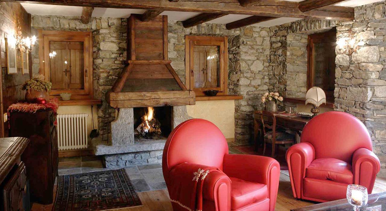 Stunning Soggiorni Montagna Gallery - Idee per la casa ...