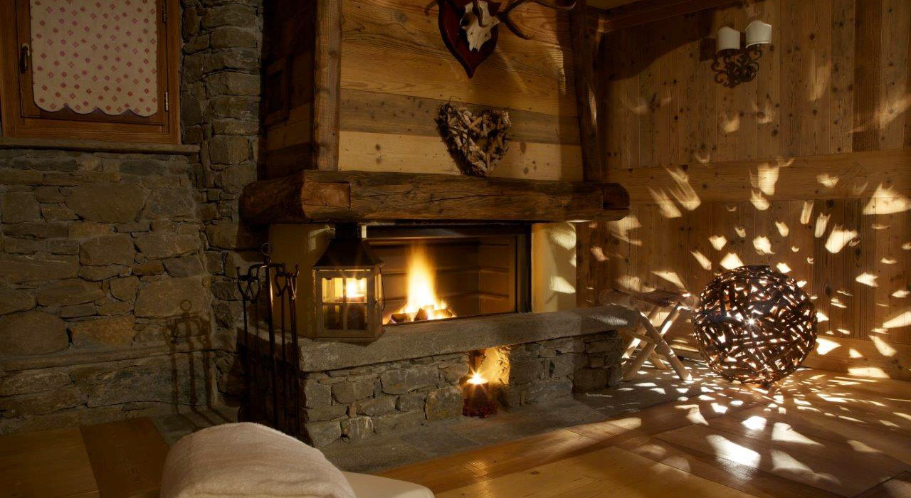 Architetto dino musa chalet di montagna for Foto di case di ranch