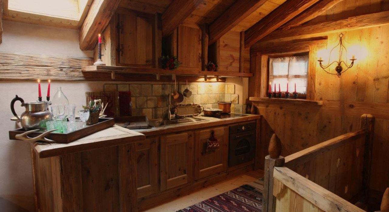 Cucine Per Chalet Di Montagna architetto dino musa: chalet di montagna