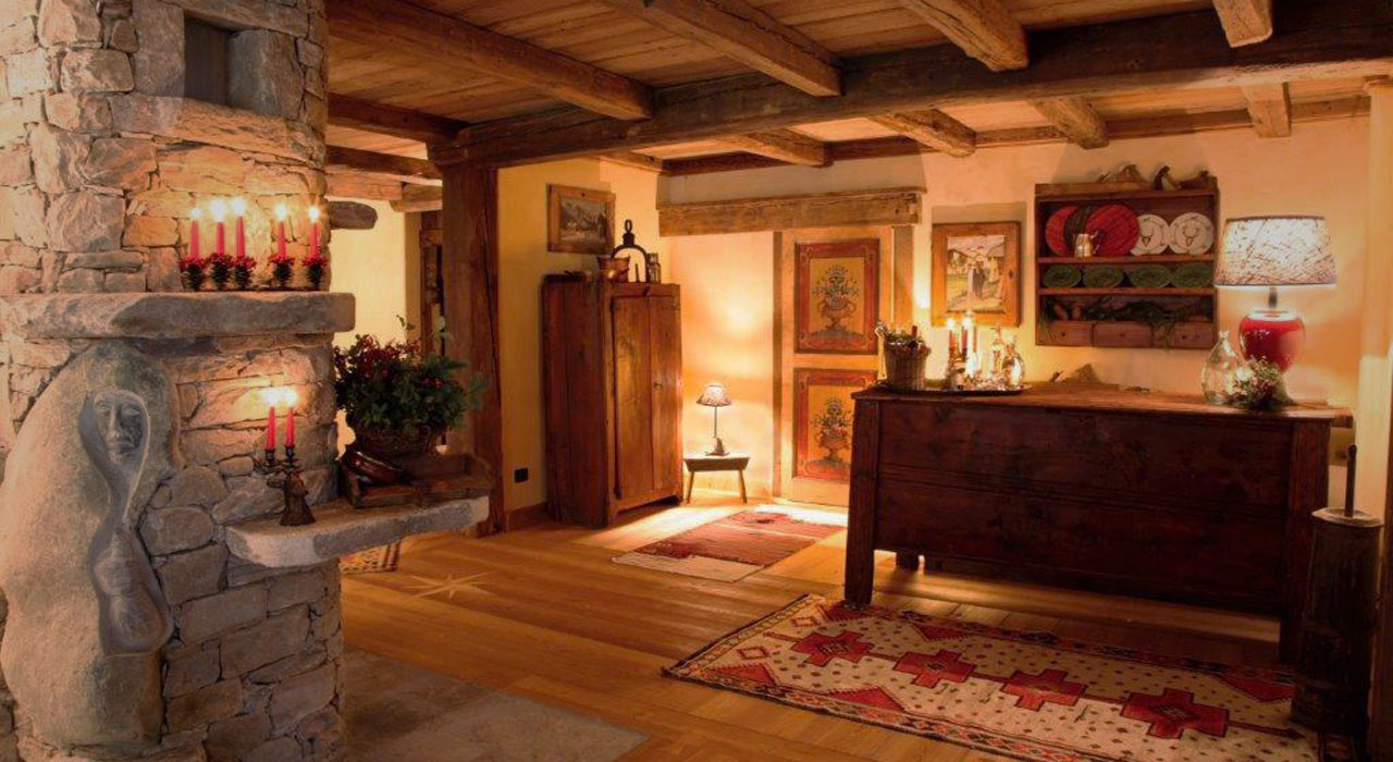 Chalet montagna  My-Rome...